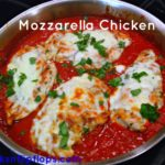 Mozzarella Chicken