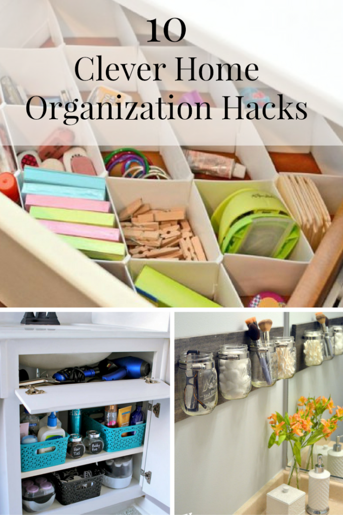 10-clever-home-organization-hacks