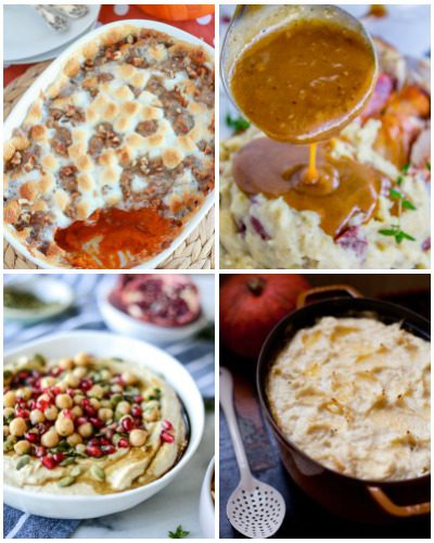 12 Make Ahead Holiday Recipes