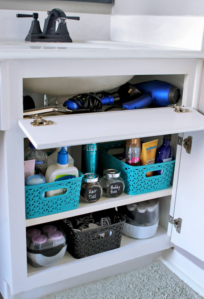 under-sink-storage-shelves