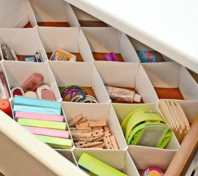 10 Clever Home Organization Hacks