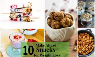 Make Ahead Snacks for Weight Loss1-2