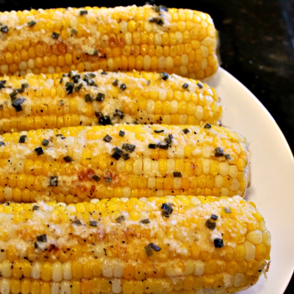 Parmesan-corn-on-the-cob
