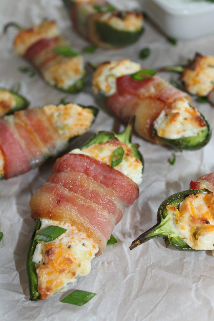 Jalapeno Popper Close Up