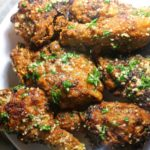 Garlic Fried Chicken - Featured