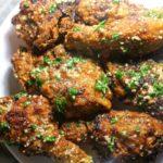 Buttery Garlic Fried Chicken