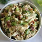Bacon Chicken Salad - Featured