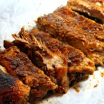Crockpot BBQ Pork Ribs