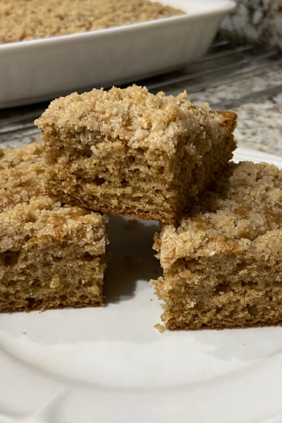 Tasty Old Fashioned Coffee Cake
